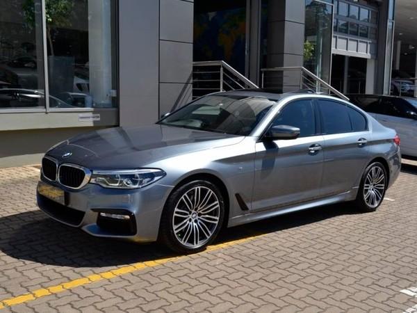 2017 BMW 5 Series 520D M-SPORT AUTO  Kwazulu Natal Hillcrest_0