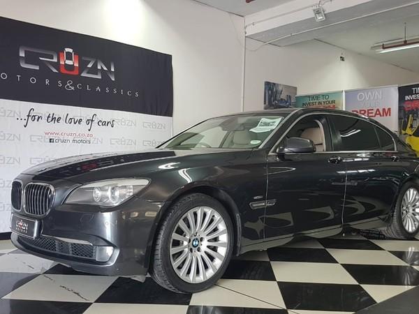 2009 BMW 7 Series 750li e65  Kwazulu Natal Durban North_0