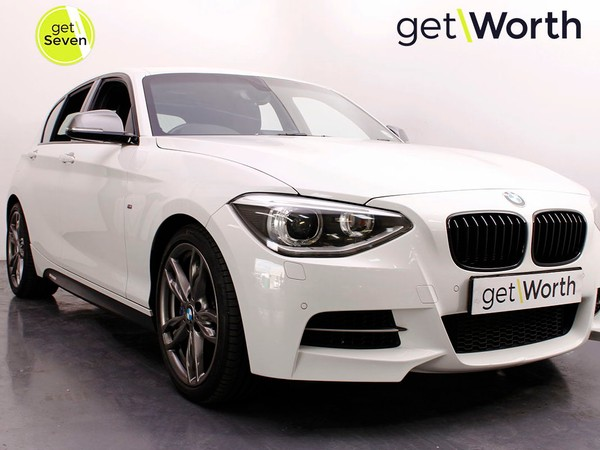 2014 BMW 1 Series M135i 5dr At Western Cape Milnerton_0