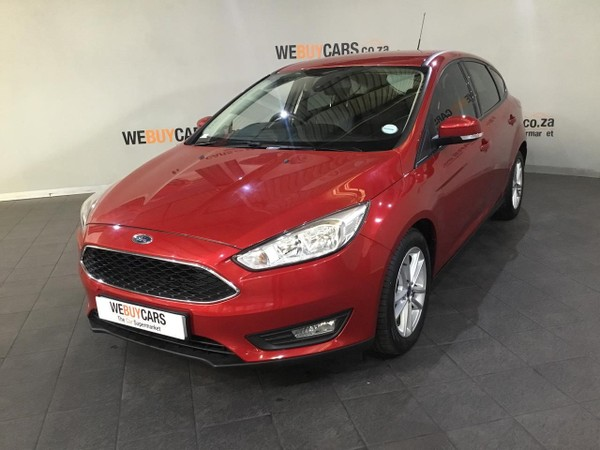 2015 Ford Focus 1.0 Ecoboost Trend 5-Door Western Cape Cape Town_0