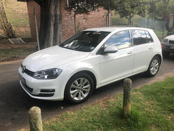 2013 Volkswagen Golf Vii 1.4 Tsi Comfortline  Western Cape Plumstead_0