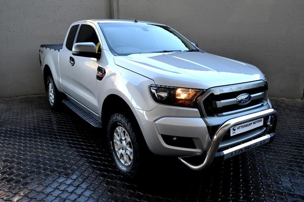 2017 Ford Ranger 3.2TDCi XLS 4X4 PU SUPCAB Gauteng Pretoria_0