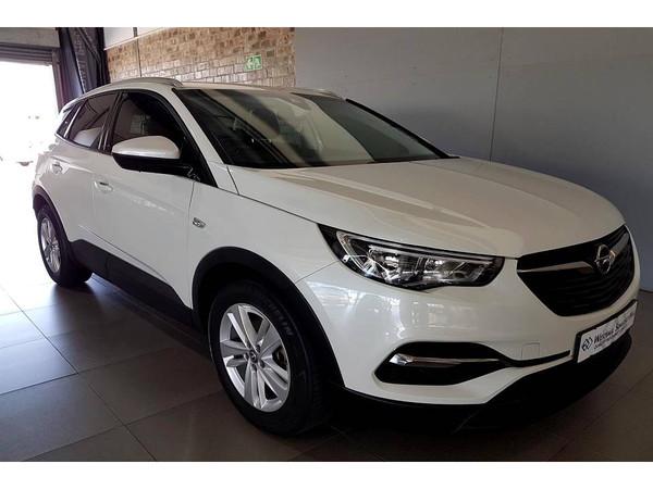 2018 Opel Grandland X 1.6T Enjoy Auto Western Cape Somerset West_0