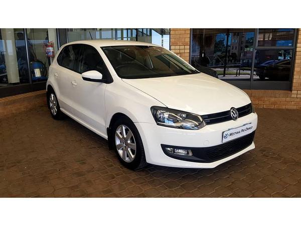 2012 Volkswagen Polo 1.4 Comfortline 5dr  Gauteng Menlyn_0