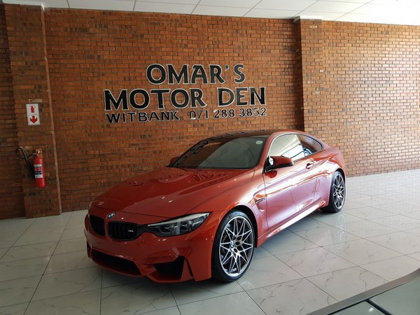 2019 BMW M4 Coupe M-DCT Competition Mpumalanga Witbank_0