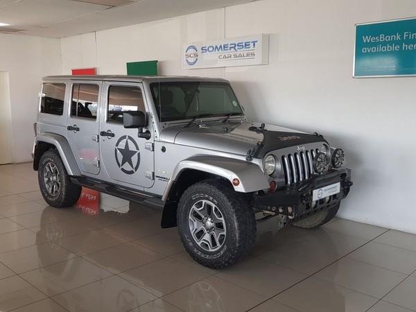 2013 Jeep Wrangler Unlimited 3.6l V6 At  Western Cape Strand_0