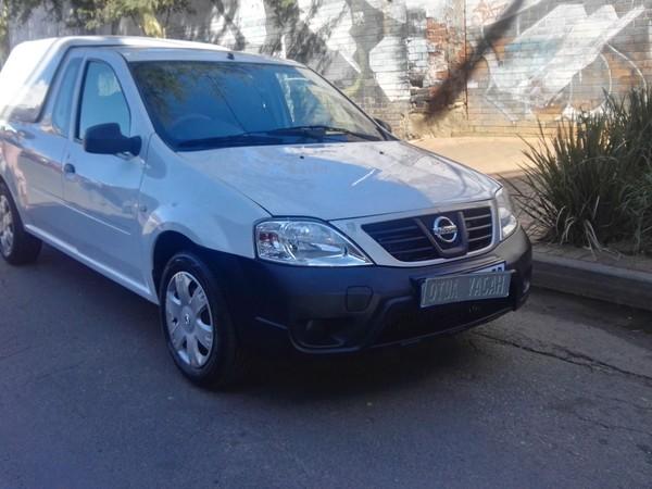 2013 Nissan NP200 1.6  Pu Sc  Gauteng Germiston_0