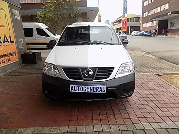 2011 Nissan NP200 1.6 Se Pu Sc  Gauteng Johannesburg_0