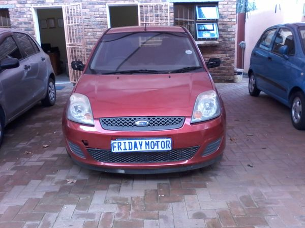 2008 Ford Fiesta 1.4i Trend 5dr  Gauteng Johannesburg_0