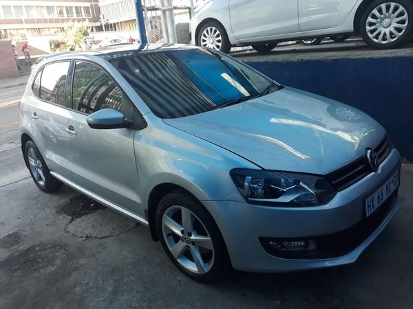 2013 Volkswagen Polo 1.4 Comfortline  Gauteng Jeppestown_0