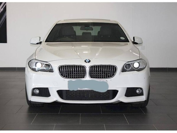 2013 BMW 5 Series 520d At M Sport f10  Western Cape Durbanville_0