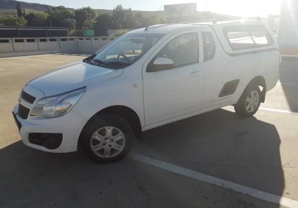 2014 Chevrolet Corsa Utility 1.3d Club Pu Sc  Gauteng Randfontein_0