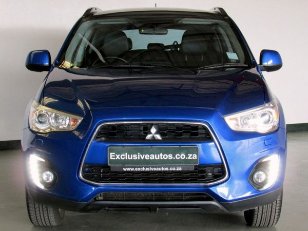 2015 Mitsubishi ASX 2.0 5dr Glx  Gauteng Pretoria_0