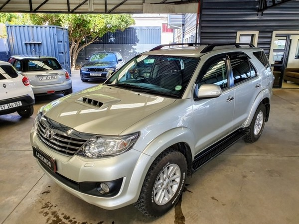 2014 Toyota Fortuner 3.0d-4d 4x4 At  Western Cape Strand_0