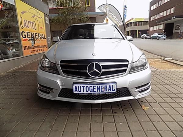 2014 Mercedes-Benz C-Class C200 Estate Avantgarde Auto Gauteng Johannesburg_0