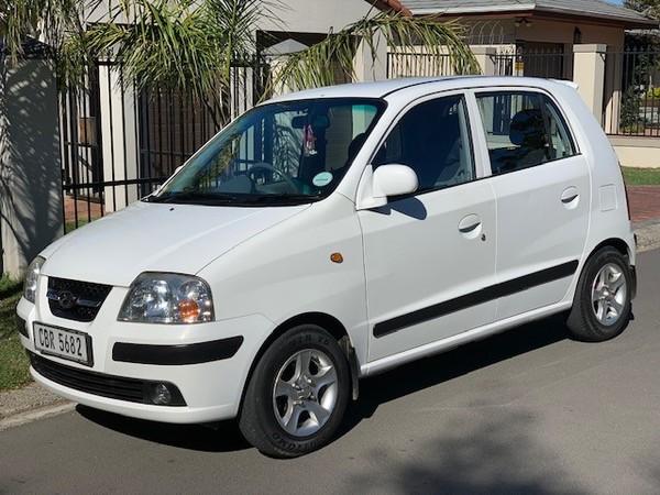 2006 Hyundai Atos 1.1 Gls  Western Cape Paarl_0