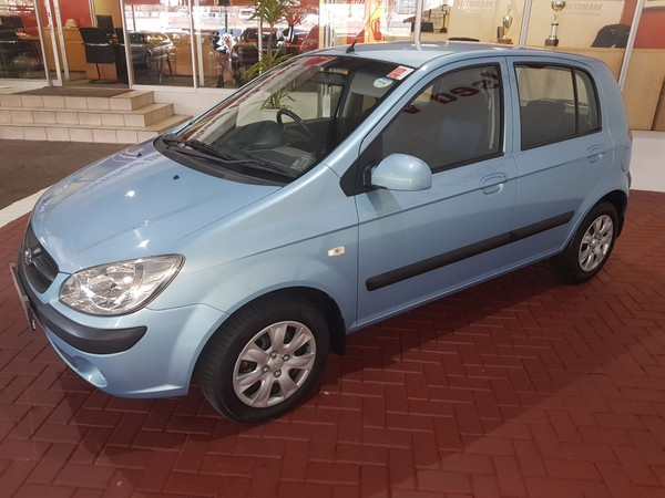 2010 Hyundai Getz 1.4 Hs  Western Cape Goodwood_0