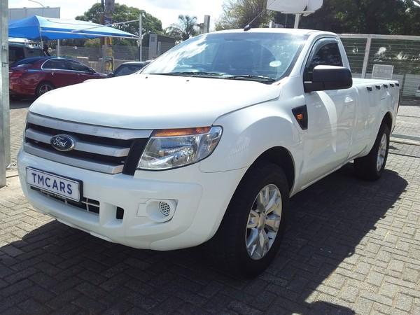 2014 Ford Ranger 2.2i Lwb  Gauteng Bramley_0