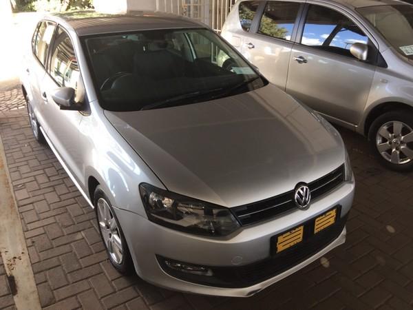 2010 Volkswagen Polo 1.4 Trendline  Gauteng Bramley_0
