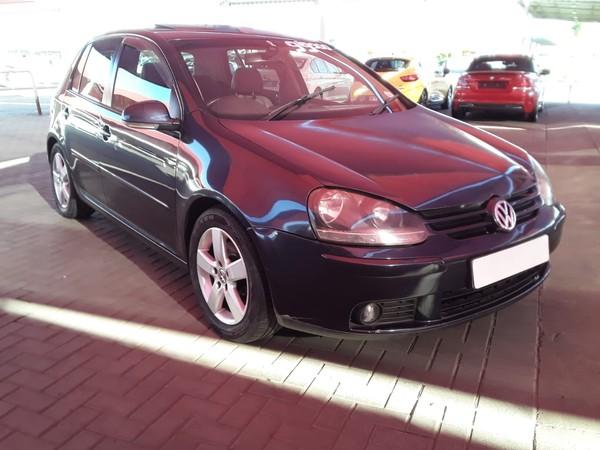 2008 Volkswagen Golf 2.0 Tdi Sportline  Gauteng Vereeniging_0