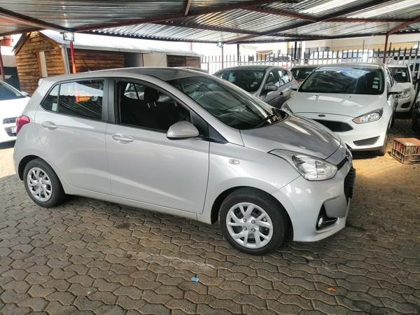 2017 Hyundai i10 GRAND i10 1.25 Motion Gauteng Jeppestown_0