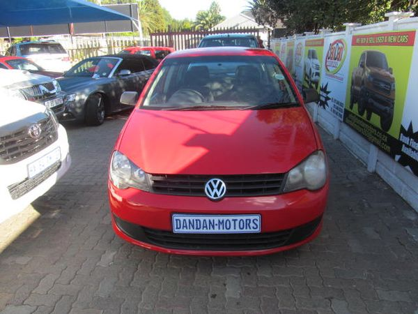 2013 Volkswagen Polo Vivo 1.4 Gauteng Bramley_0