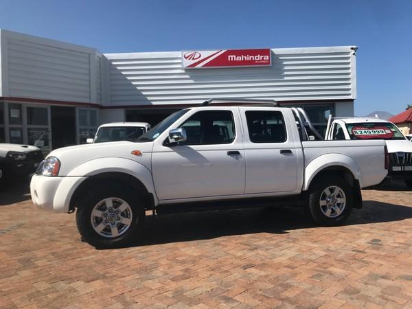 2018 Nissan NP300 Hardbody 2.4i HI-RIDER Double Cab Bakkie Western Cape Western Cape_0