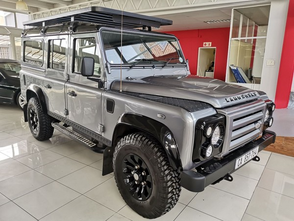 2013 Land Rover Defender RAW edition Western Cape Tokai_0