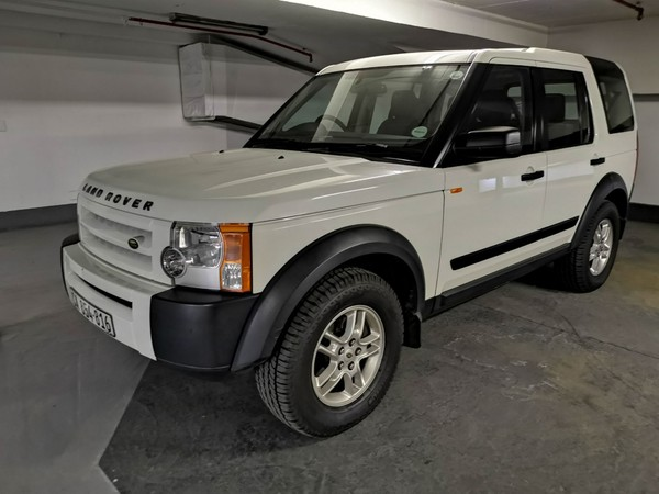2007 Land Rover Discovery 3 Td V6 S At  Western Cape Tokai_0