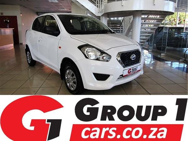 2019 Datsun Go 1.2 LUX Gauteng Johannesburg_0