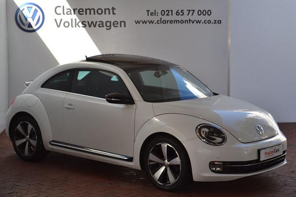 2014 Volkswagen Beetle 1.4 Tsi Sport  Western Cape Claremont_0