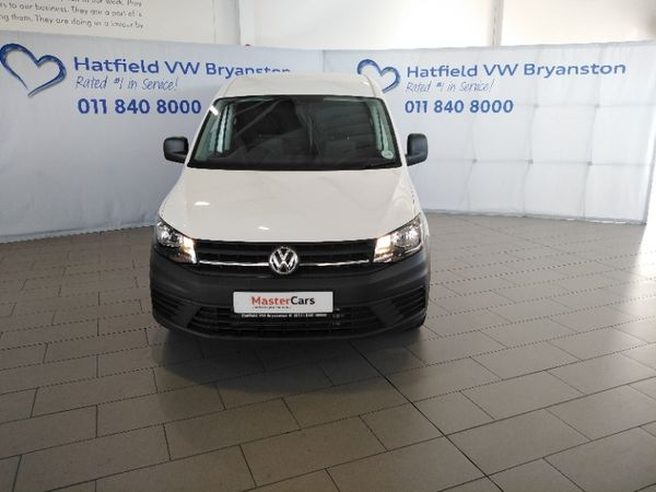 2019 Volkswagen Caddy MAXI 2.0TDi 81KW FC PV Gauteng Sandton_0