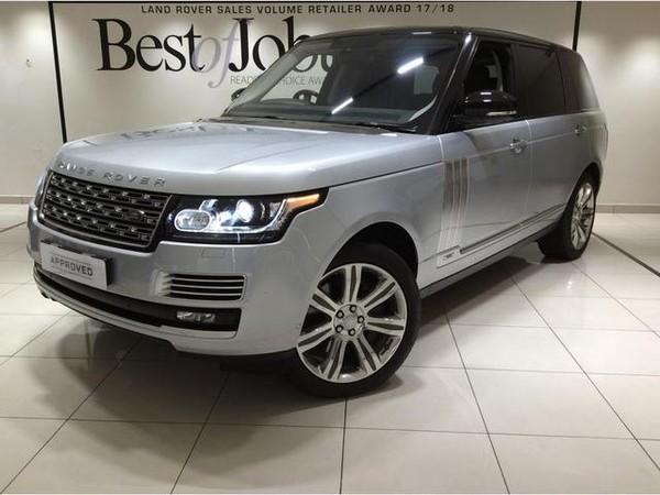 2017 Land Rover Range Rover 5.0 V8 SC LWB Autobiography Gauteng Rivonia_0