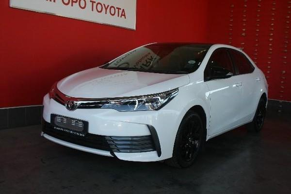 2018 Toyota Corolla 1.6 Prestige Limpopo Polokwane_0