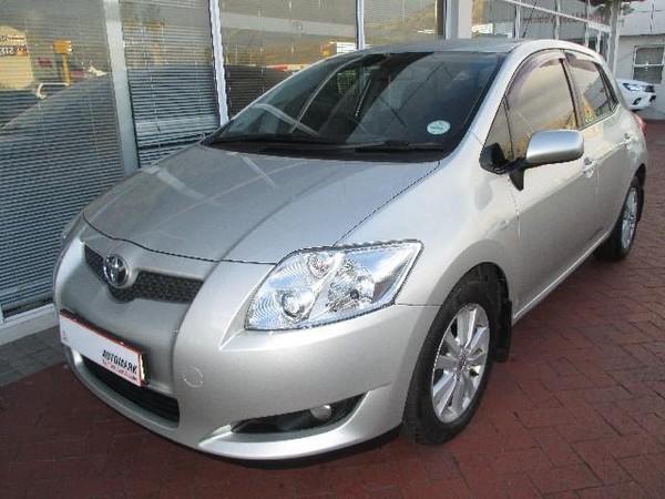 2009 Toyota Auris 180 Rx  Western Cape Tokai_0