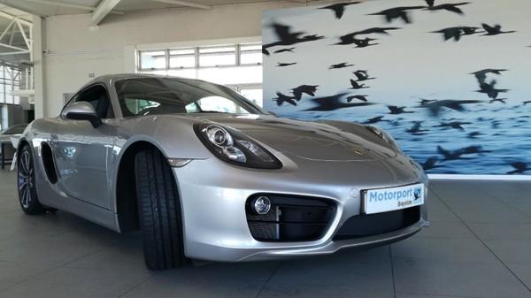 2013 Porsche Cayman S PDK Western Cape Bloubergstrand_0