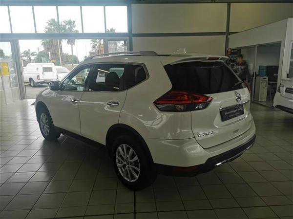 2018 Nissan X-Trail 2.5 Acenta 4X4 CVT Eastern Cape East London_0