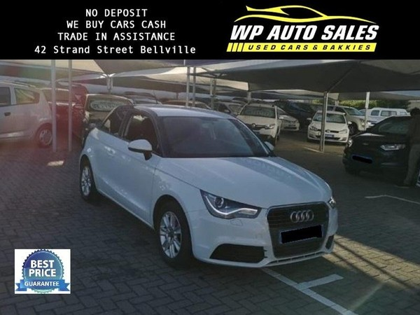 2014 Audi A1 1.2t Fsi Attraction 3dr  Western Cape Bellville_0