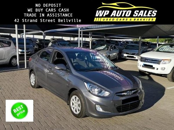 2012 Hyundai Accent 1.6 Gls  Western Cape Bellville_0
