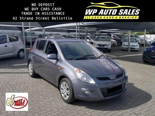 2012 Hyundai i20 1.6  Western Cape Bellville_0