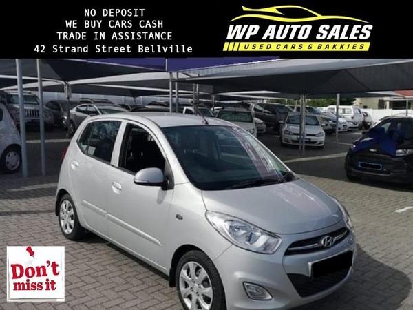 2015 Hyundai i10 1.1 Gls  Western Cape Bellville_0