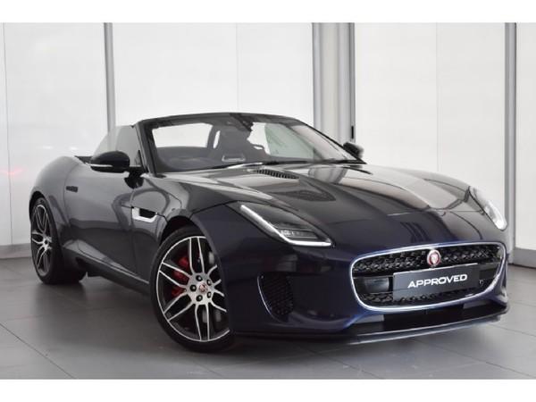 2019 Jaguar F-TYPE 3.0 V6 Convertible Auto Western Cape Cape Town_0
