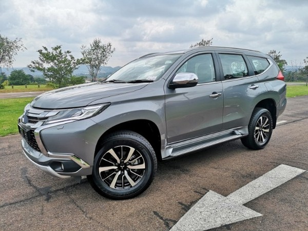 2019 Mitsubishi Pajero Sport 2.4D 4X4 Auto Gauteng Pretoria_0