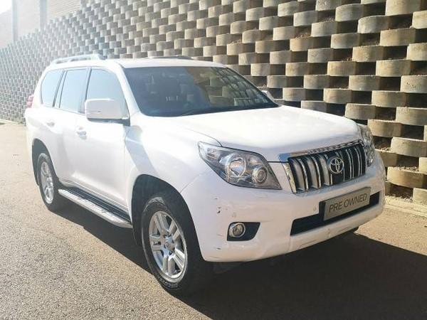 2012 Toyota Prado Vx 3.0 Tdi At  Gauteng Pretoria_0