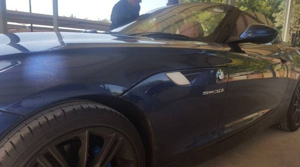 2011 BMW Z4 Sdrive23i At  Gauteng Johannesburg_0