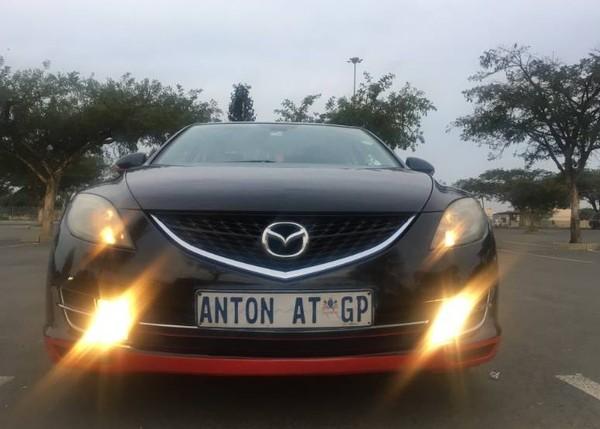 2008 Mazda 6 2.5 Dynamic At  Gauteng Soweto_0