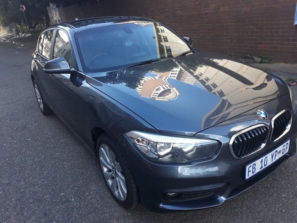 2016 BMW 1 Series 118i M Sport 5-Door Auto Gauteng Jeppestown_0