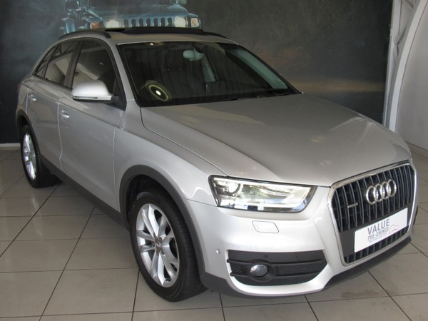 2012 Audi Q3 2.0 Tdi Quatt Stronic 130kw  Western Cape Goodwood_0