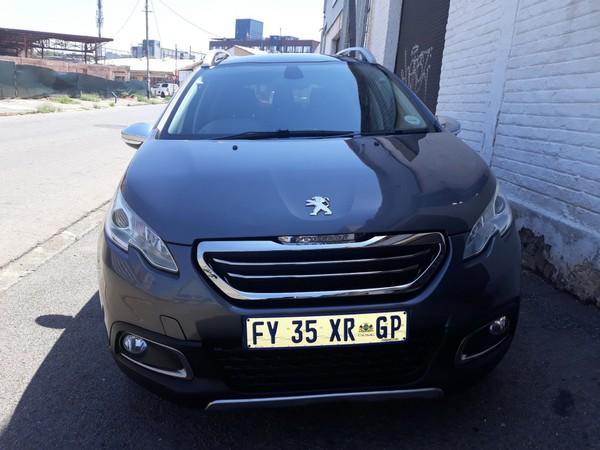 2015 Peugeot 208 1.6 Vti  Allure 5dr  Gauteng Jeppestown_0