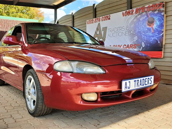 1997 Hyundai Elantra 1.6 Gls  Gauteng Kempton Park_0